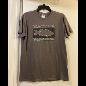 Tackle Warehouse tee medium